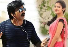 malavika sharma finalized for ravi teja next movie
