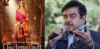Shatrughan Sinha Reacts On Says, 'Bhansali Cheated' Karni Sena On '