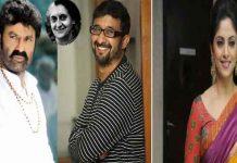 Balakrishna Threatened By Nadhiya as Indira Gandhi in NTR Biopic