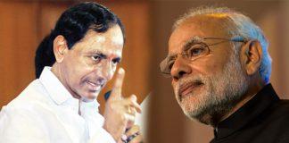 CM KCR warning to PM Modi