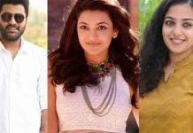 Kajal Agarwal And Nithya Menon To Act As Sharwanand Film