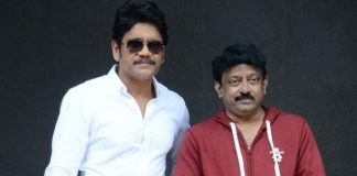 Nagarjuna First Look Revealed in Ram Gopal Varma Movie #NagRGV4