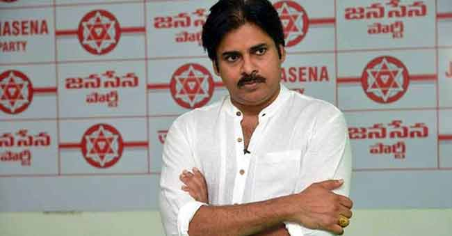 Pawan launches his party's digital channel Shatagni