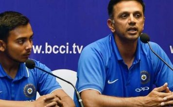 Rahul Dravid unhappy over cash prize announced by BCCI