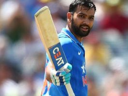 Twitter: Rohit Sharma misses his double century by just 185 runs!