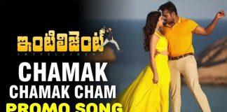 Sai matched Chiru in Chamak Chamak Cham promo