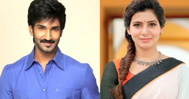 Samantha takes a U-Turn along with Aadhi