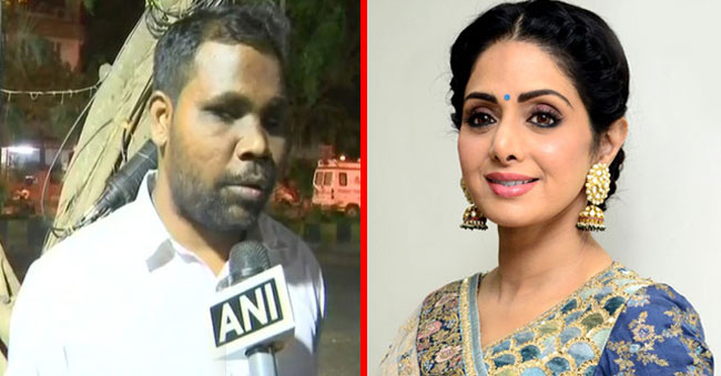 Sridevi helped to pay in Jathin Valmiki brother's operation
