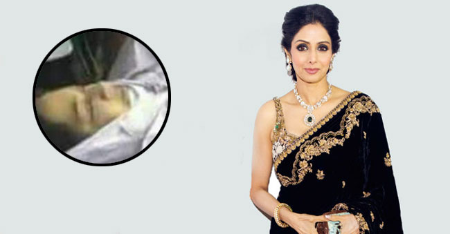 Sridevi's Mortal Remains Reach Green Acres