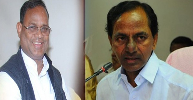 T-Congress Incharge Fumes On KCR
