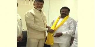 TDP MLA Mani Gandhi to leave the party soon
