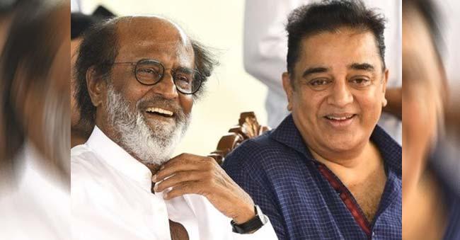 Will Rajinikanth and Kamal Hassan succeed in Politics
