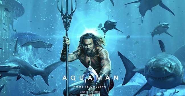 Aqua Man