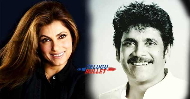 Bollywood Top Veteran Actress To Pair Up With Nagarjuna