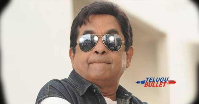 Brahmanandam Movie Career may Closed