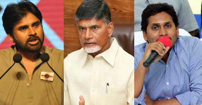 CBN Stand On Pawan Jagan Verbal Fight