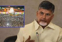 CBN finally back steps on Tirumala Temple closedown