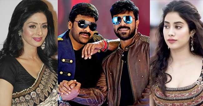 Chiranjeevi And Sridevi JVAS Movie Remake