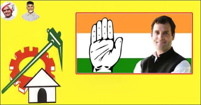 Congress-TDP's secret deal for 2019 elections