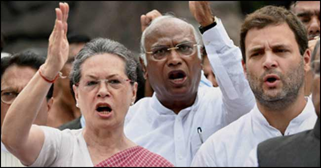 Congress To Fight For Special Category Status for AP