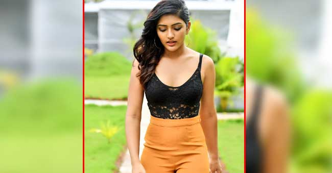 Eesha Rebba New look in aravinda sametha movie