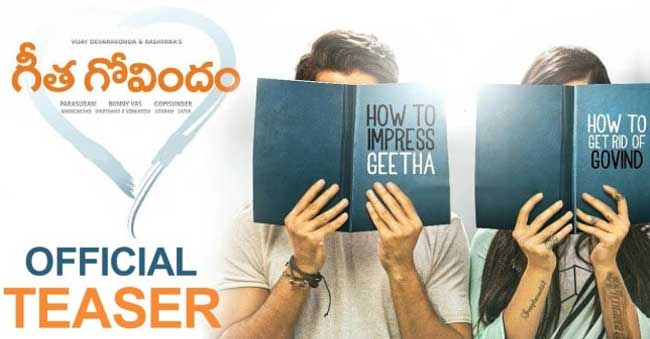 Geetha Govindam Teaser and Re-VIEW