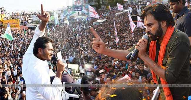 Jagan-Pawan fight benefiting A.P