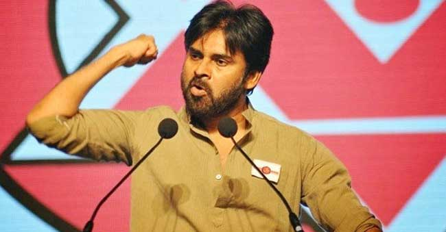 Janasena Set Stage For Political Entry