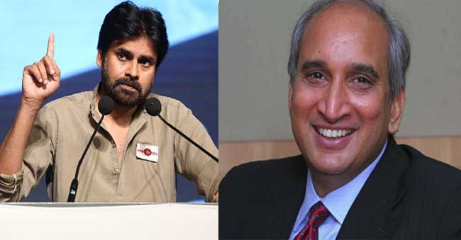 Nimmagadda Prasad Found To Janasena Party