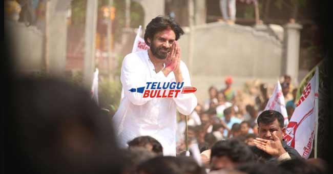 Pawan Kalyan Contest from Pendurthi Constituency