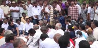 Pawan Kalyan Full Speech With Undavalli Farmers