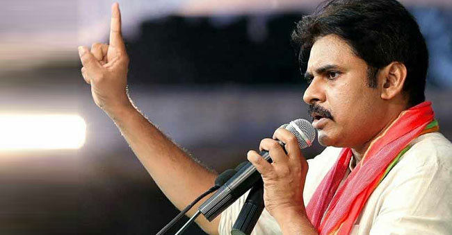 Pawan Kalyan announced key posts invite criticism