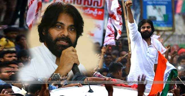 Pawan Kalyan desperately demanding Panchayat Elections