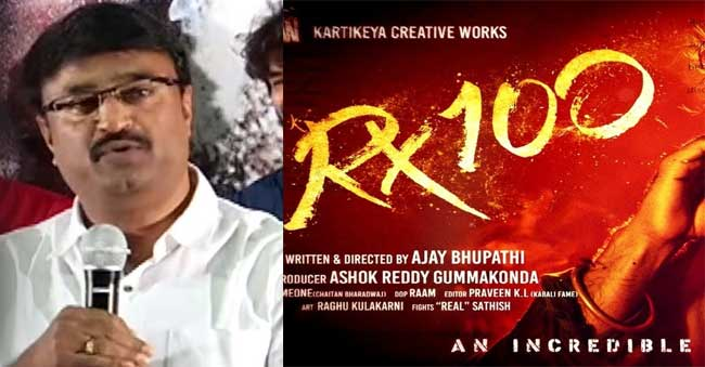 RX 100 producer has Marvelous luck