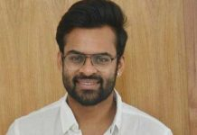 Sai Dharam Tej in USA tour for next Film makeover