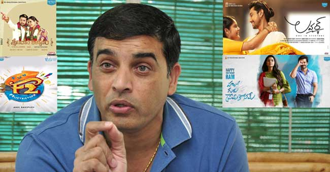 Small Films Are So Scary - Dil Raju