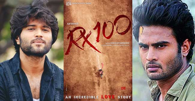 Sudheer Babu And Vijay Devarakonda Missed RX100 Movie