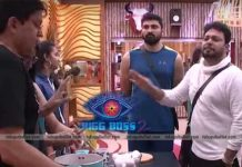 Thanish On No.1 Place in Bigg Boss