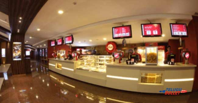 Theaters Order To Sell Food Items At MRP