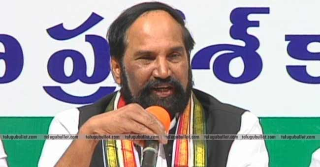 Uttam Kumar Reddy says Will Give TPCC Tickets To AP Settlers As Well