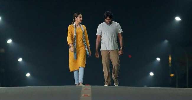 Vijay and Trisha 96 movie teaser talk