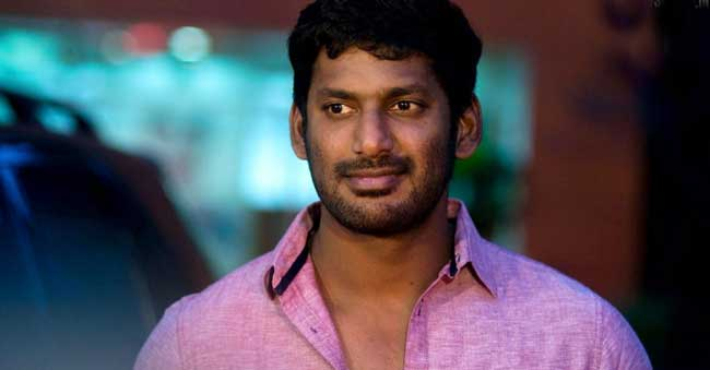 vishal Call From The Central Government