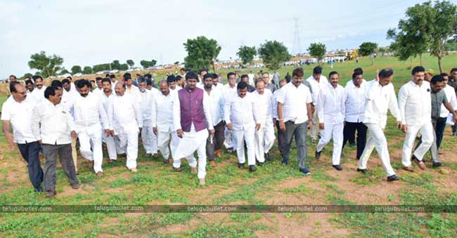 AP Media along with TRS leaders