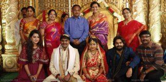 RX100 Director Ajay Bhupathi Marriage Celebrations