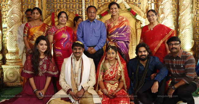 RX100 Director Ajay Bhupathi Marriage Celebrations