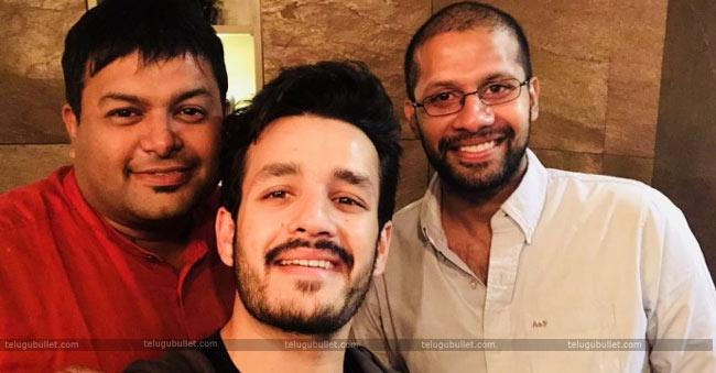 Akhil-film-with-Venky-Atlur
