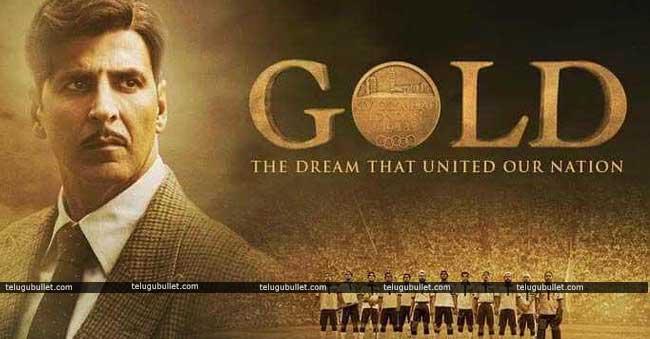 Akshay Kumar's 'Gold' Coin