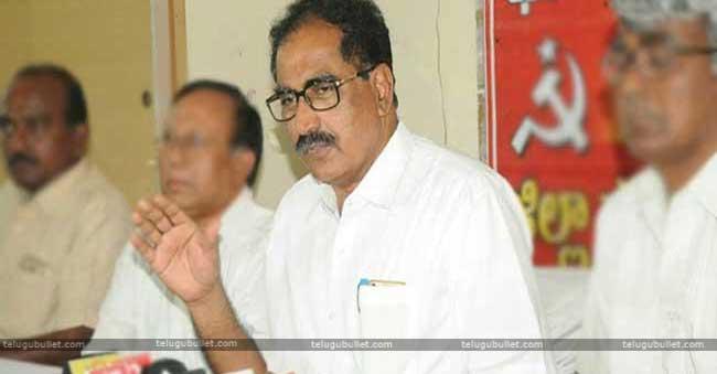 Andhra Pradesh left parties CPI and CPM