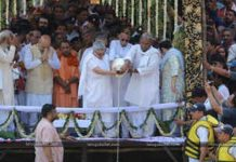 Atal Bihari Vajpayee's ashes to be immersed in 100 rivers