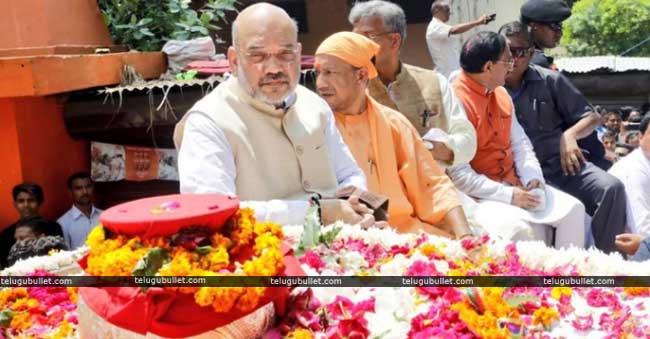 Atal Bihari Vajpayee's demise